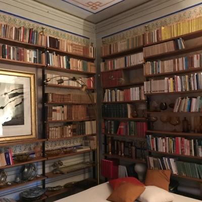Camera-biblioteca